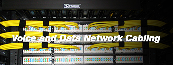 Voice and Data Network Cabling & Wiring Installations - West ... on